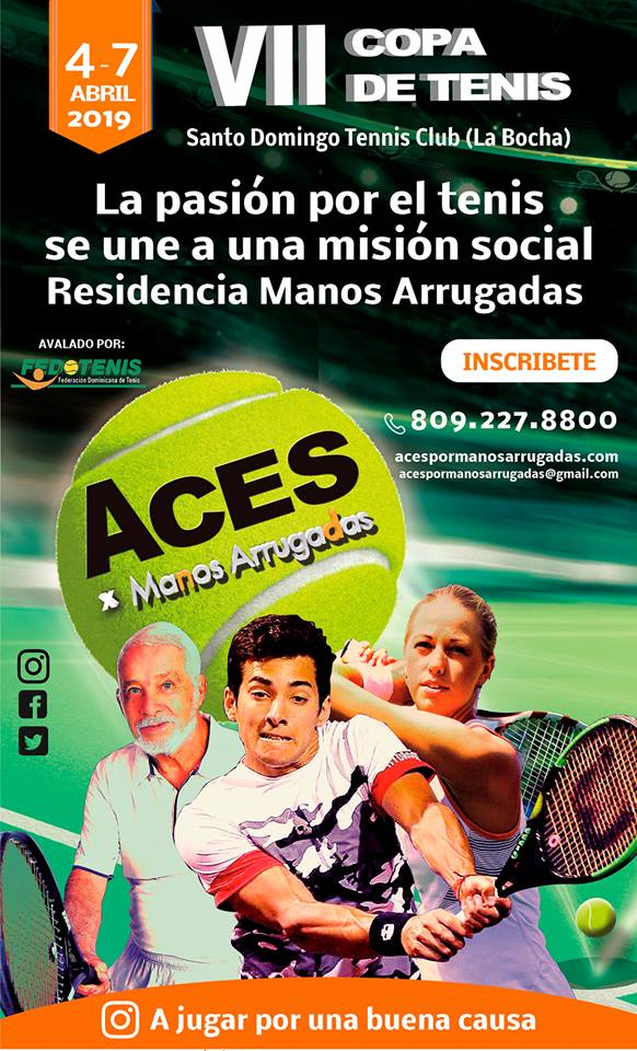 VII Copa de Tennis Aces